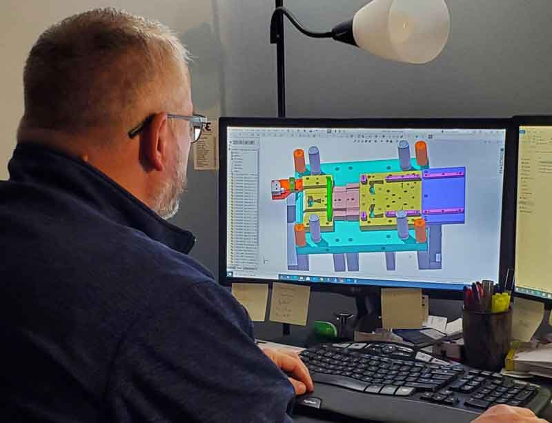 Superior In-House Design, Engineering and Manufacturing Solutions